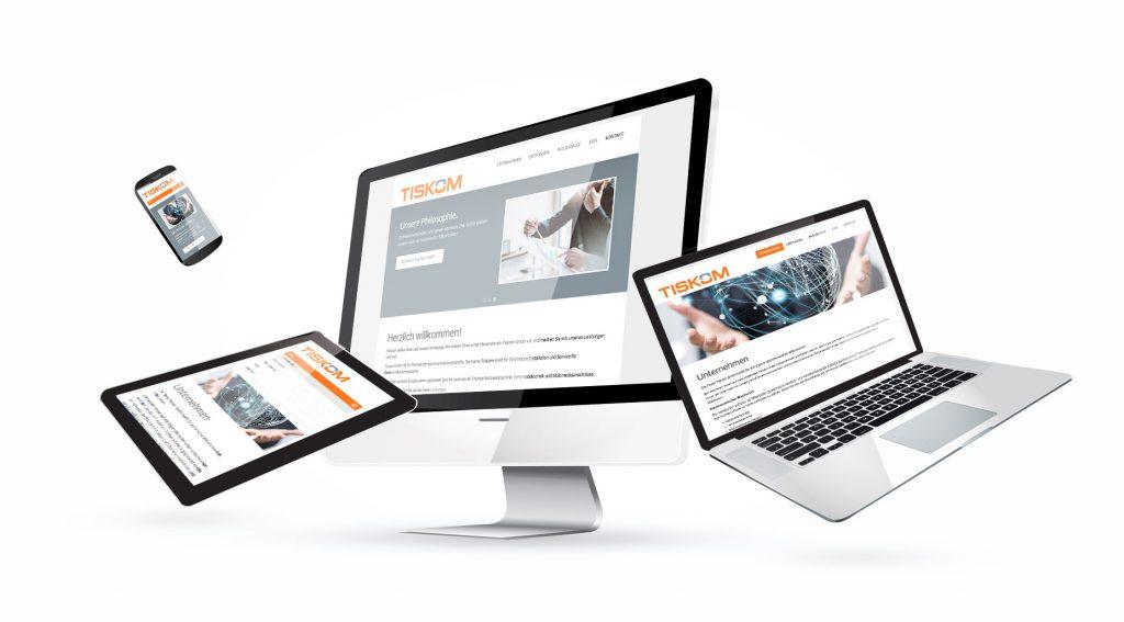 logo und Homepage erstellen lassen